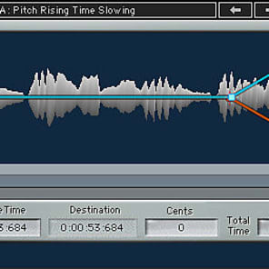 Waves SoundShifter Time and Pitch Shifter