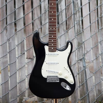 Fender 40th Anniversary American Standard Stratocaster 1994 Rosewood/Black for sale