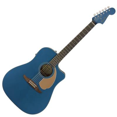 Fender Redondo Player Ac/El Guitar - Belmont Blue