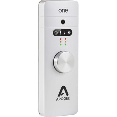 Apogee ONE Audio Interface and Microphone