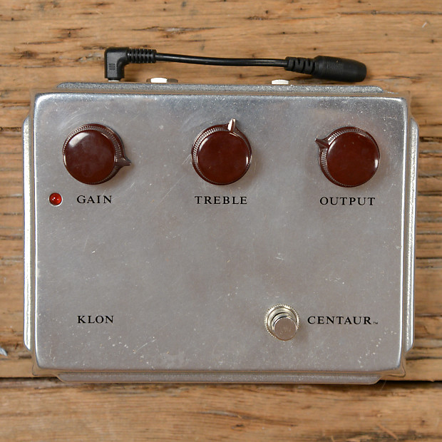 Image result for original klon centaur