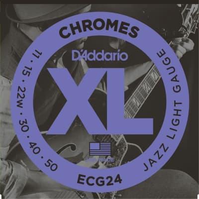 D'Addario ECG24 Electric Guitar Strings