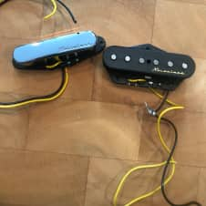 Fender Noiseless Vintage Telecaster pickup set