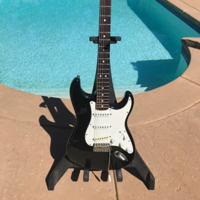 Fender Stratocaster Special Hendrix 98/99 black for sale