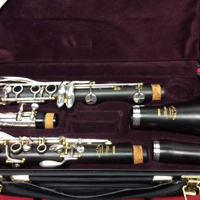 "Yamaha  ""Allegro"" Wooden Bb Clarinet - Intermediate Model - Perfect Step Up ! - Like NEW! image"