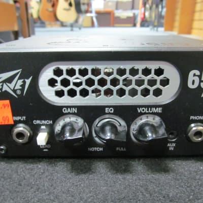 Peavey 6505 Piranha Micro Head 20-Watt Guitar Amplifier Head w/ Bag