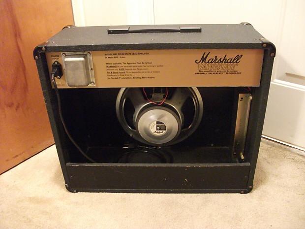 Marshall Valvestate 80v Model 8080 80 Watt 80w Guitar Combo