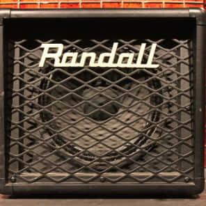 "Randall RD110-D Diavlo 30-Watt 1x10"" Angled Baffle Guitar Speaker Cabinet"