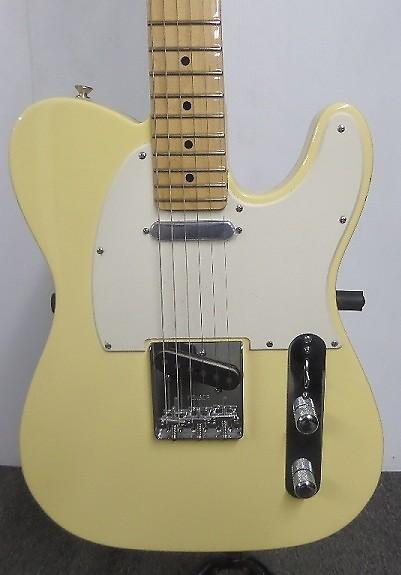 Fender Empress Telecaster Vintage White Reverb