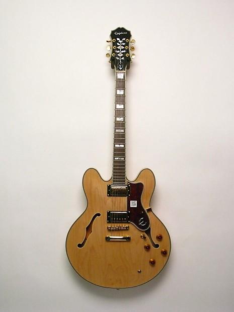 epiphone sheraton ii semi hollow body electric guitar reverb. Black Bedroom Furniture Sets. Home Design Ideas