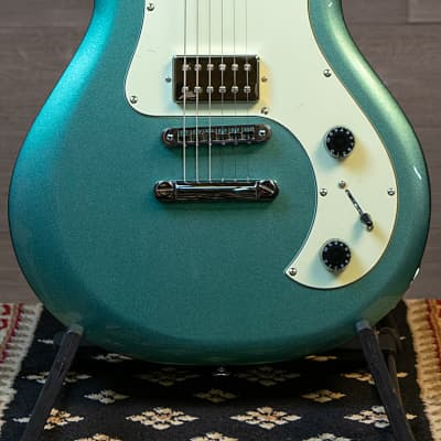 PRS SE Starla Electric Guitar - Metallic Green