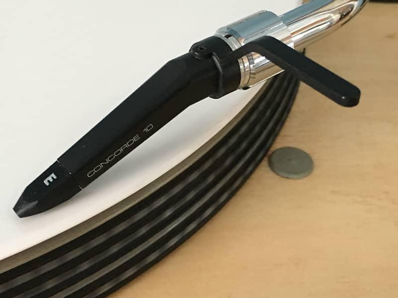 Ortofon Concorde OM-10 Vintage Stereo Cartridge Phonograph Record Player Phono Grammophone Audiophile