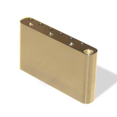 Righty BladeRunner Brass Tone Block