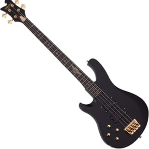 Schecter Signature Johnny Christ Left-Handed Electric Bass in Satin Finish for sale