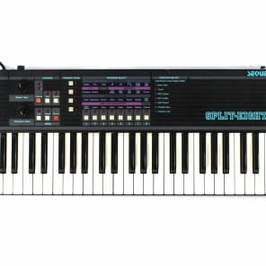 Sequential Circuits Split Eight Polyphonic Synthesizer