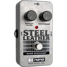 Electro Harmonix Steel Leather Nano