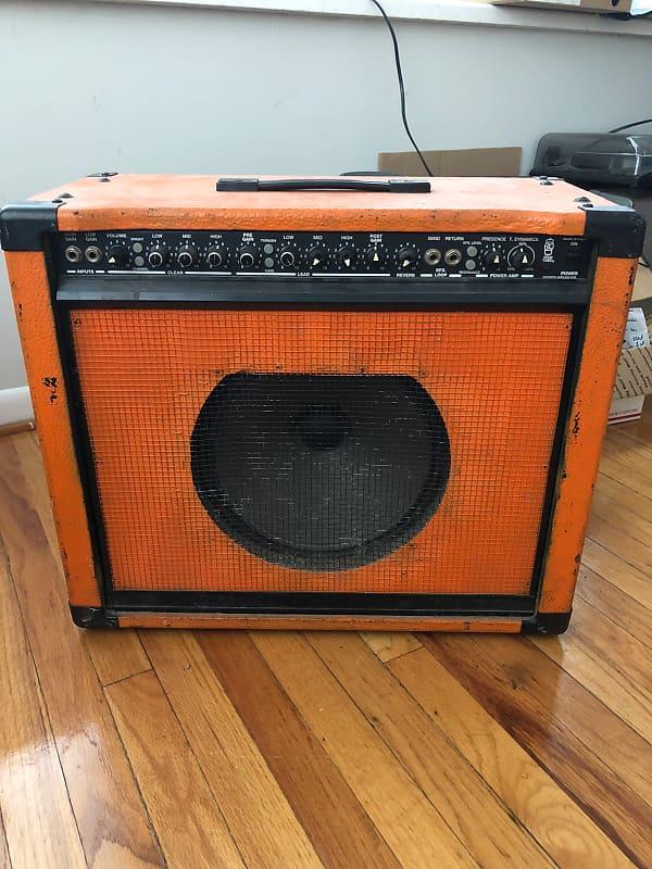 Peavey Bandit 112 100W 1990s? Danger Orange | Rat City Sound