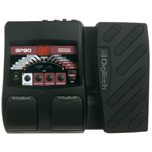 Digitech BP90 Bass Multi-Effects Processor and Headphone Amp for sale