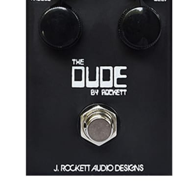 Rockett Pedals The Dude Classic Overdrive / Distortion pedal image