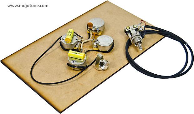 fender tele 39 72 deluxe custom guitar wiring harness reverb. Black Bedroom Furniture Sets. Home Design Ideas