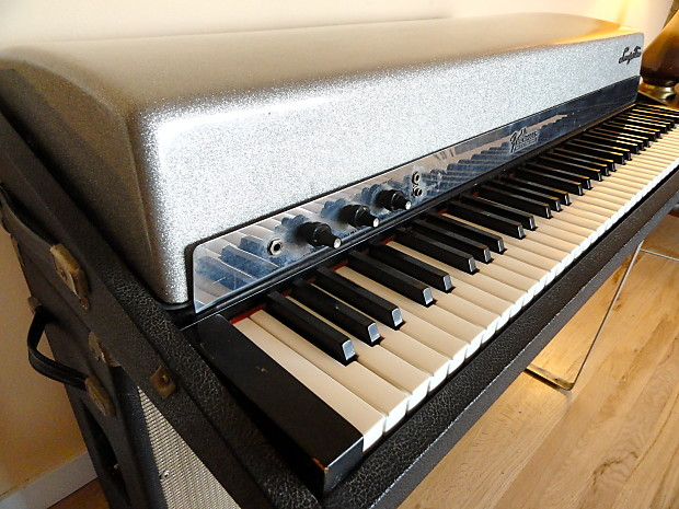 1967 fender rhodes suitcase 73 sparkle top vintage electric reverb. Black Bedroom Furniture Sets. Home Design Ideas