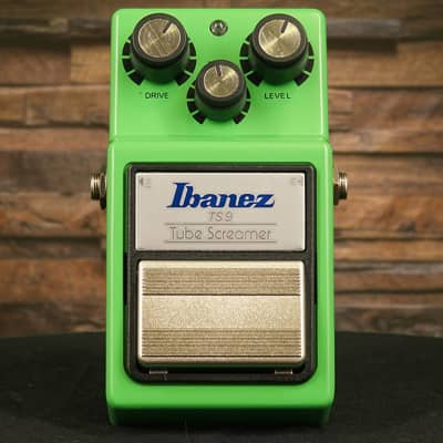 Ibanez TS9 Tube Screamer Overdrive Pedal for sale