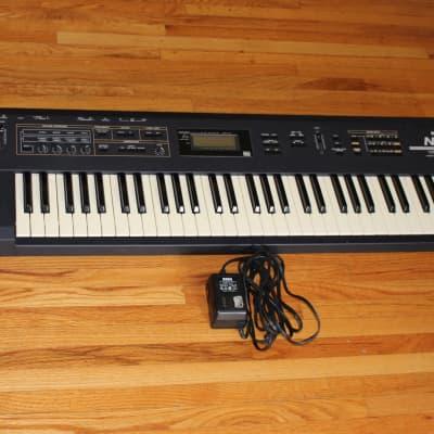 Korg N5 61-Key Music Synthesizer