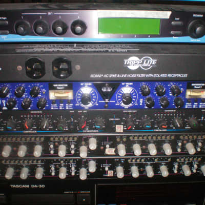 ART CS2, 2 channel compressor/limiter/gate with power supply for sale