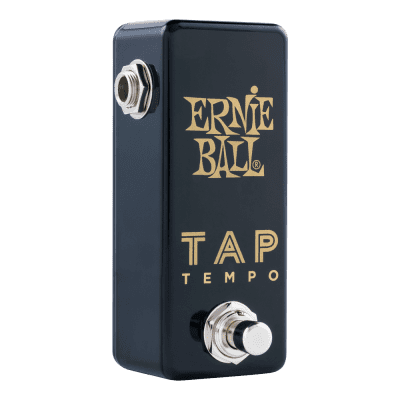 Ernie Ball 6186 Tap Tempo Pedal