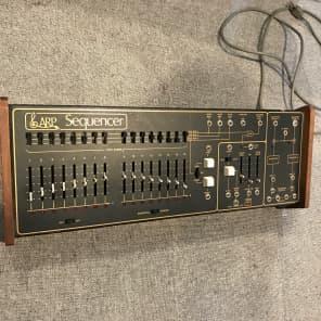 ARP 1601 Sequencer 70's Dark