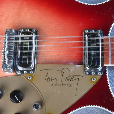 Rickenbacker 660-12 Tom Petty Signature Fireglo 1997 for sale