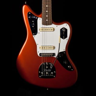 Fender Jaguar Johnny Marr Metallic KO for sale
