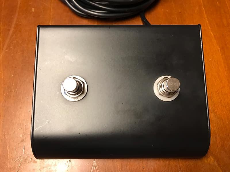 2 channel foot pedal switch guitar amp reverb. Black Bedroom Furniture Sets. Home Design Ideas