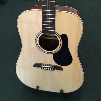 Alvarez Regent RD26 Acoustic Guitar Natural for sale