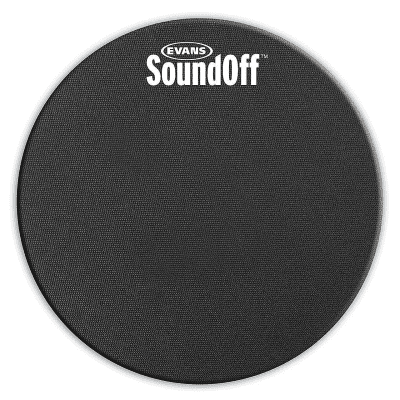 "Evans SO-16 SoundOff Drum Mute - 16"""