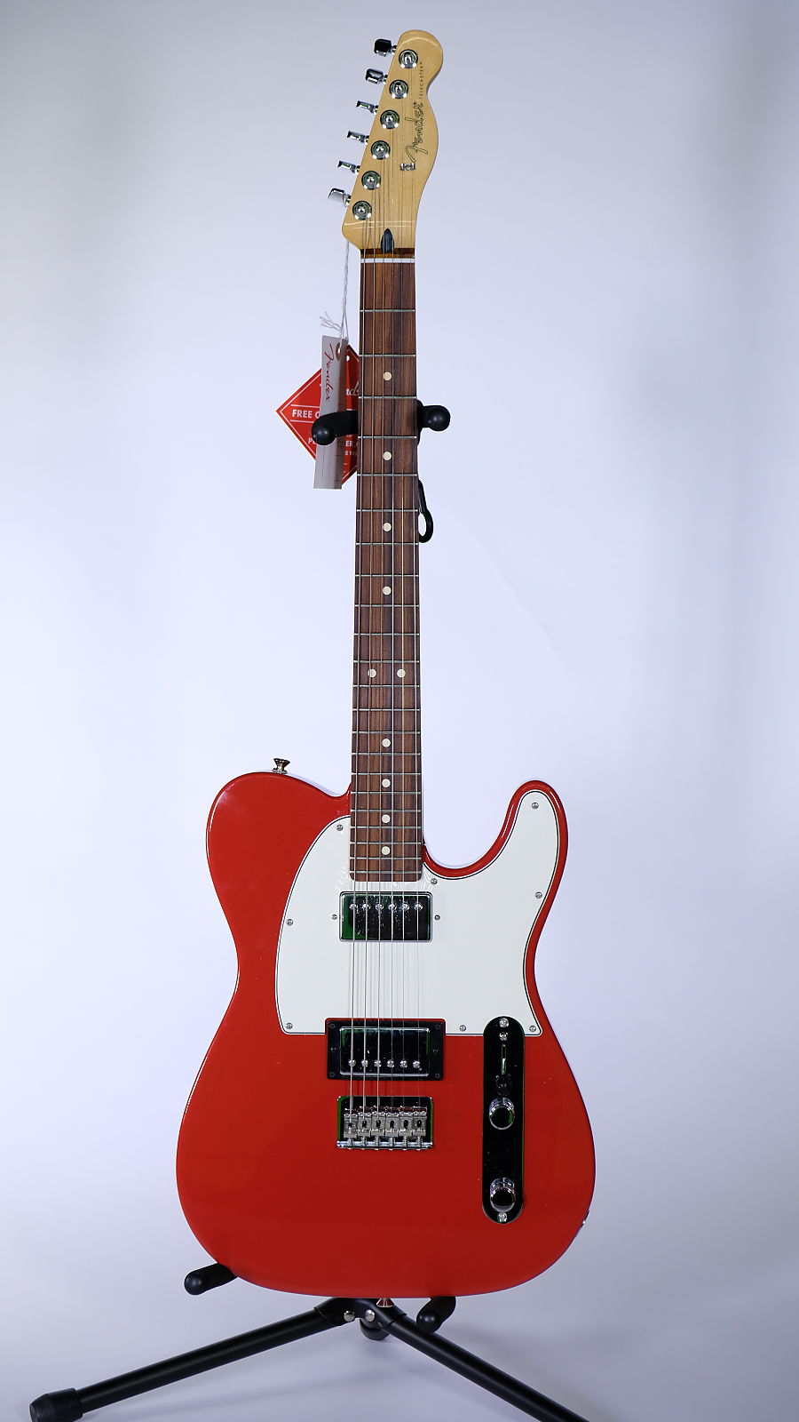 Fender Telecaster Hh >> Fender Player Telecaster Hh Pau Ferro Fingerboard Sonic Red