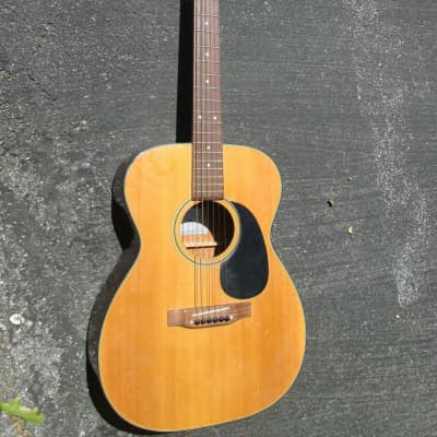 Conn F-10 Concert 1970s Blond Guitar ! DECENT NECK,  X-Braced Top for sale