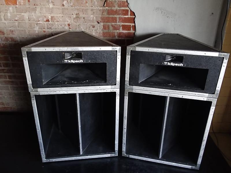 Used Klipsch La Scala Floorstanding speakers for Sale | HifiShark com