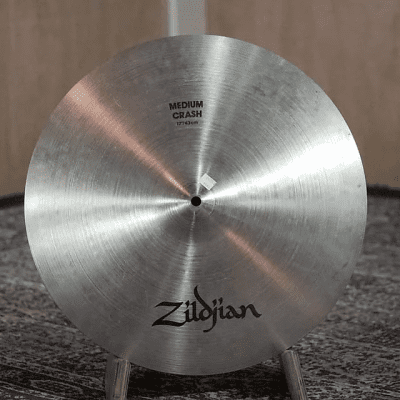"Zildjian 17"" A Series Medium Crash Cymbal"