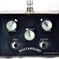 Baldwin-Burns  Buzzaround Fuzz 1967 Black
