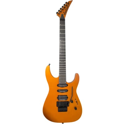 Jackson Pro Series Soloist SL3 Electric Guitar - Satin Orange Blaze