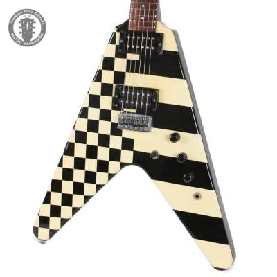 1982  Hamer Vector in Checkerboard & Stripes for sale