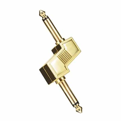 Tomsline ACR-3A Short Steel Connector for Guitar Mini Pedals