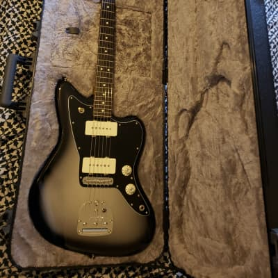 Fender 2017 Limited Edition American Professional Jazzmaster Silverburst