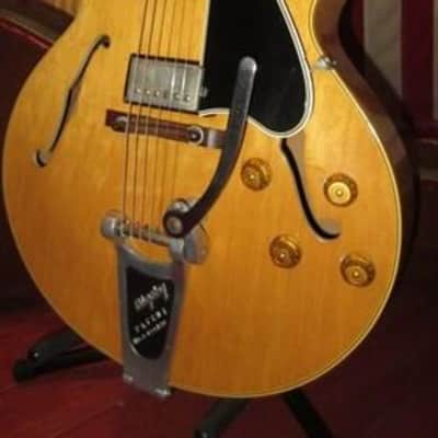 Vintage 1957 Gibson ES-175 D Hollowbody Guitar Clean Blonde Plays Incredibly Well! for sale