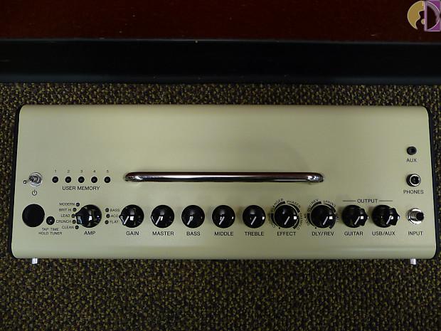 yamaha thr10 v 2 modeling electric guitar amplifier reverb