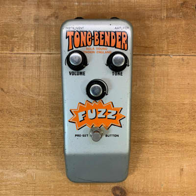 Sola Sound Tone-Bender Fuzz mid 1970's for sale