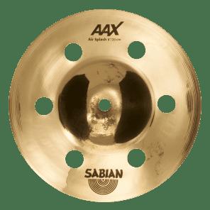 """Sabian 8"""" AAX Air Splash"""