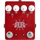 JHS Pedals Ruby Red 2 - in - 1 Overdrive Boost Butch Walker Signature Pedal image