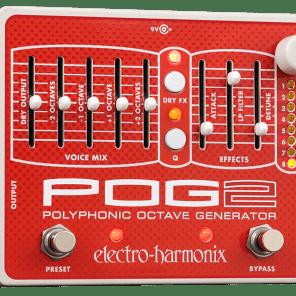 New Electro-Harmonix POG 2! Free Priority Mail Express Shipping!